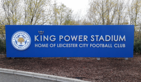Leicester City FC sign
